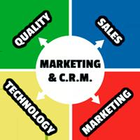 Logo CRM redondo